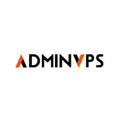 Обзор хостинга Adminvps logo