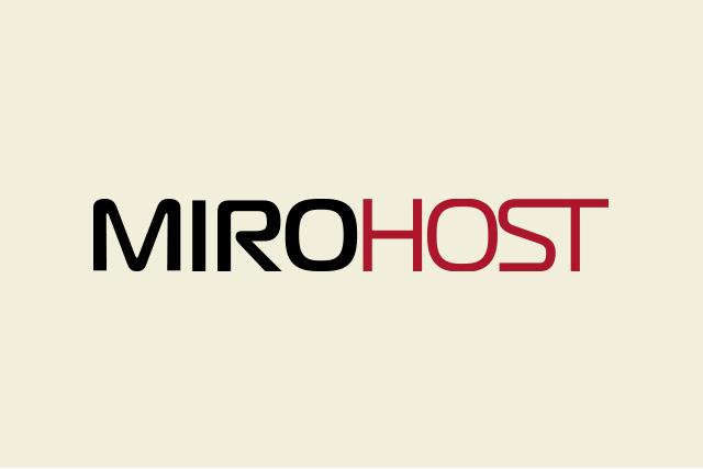 Хостинг Mirohost в рейтинге лучших провайдеров